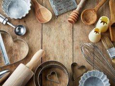 Utensili da cucina indispensabili