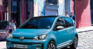 Volkswagen Nuova Up! caratteristiche e versioni
