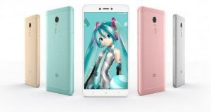 Xiaomi Redmi Note 4X specifiche e prezzi