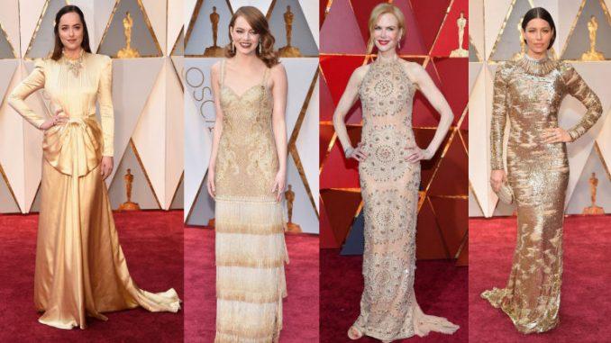 73273011f6d1 I look delle star agli Oscar 2017 - Blog di Cultura