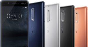 Nokia 3 e 5 al via preordini