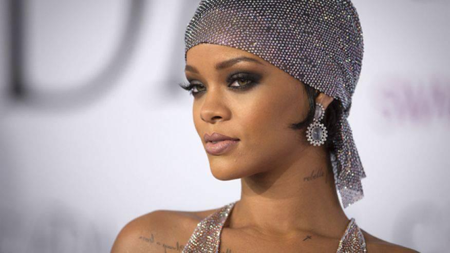 Rihanna Attrice Nel Film Quot Annette Quot Blog Di Cultura