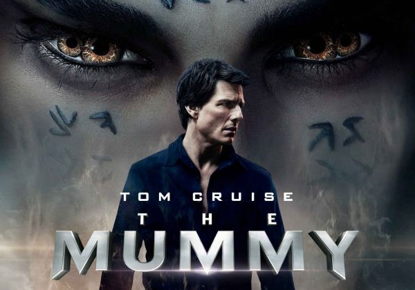 La Mummia Tom Cruise