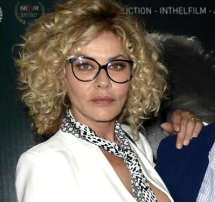 Eva Grimaldi rivela che Simone Susinna era attratto da lei