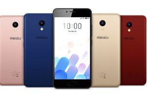 Meizu M5c specifiche tecniche ufficiale