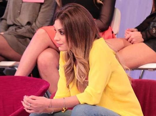 Uomini e Donne: Giulia Latini in lacrime