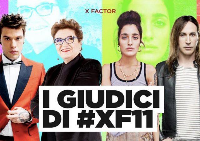 XFactor11-Giudici