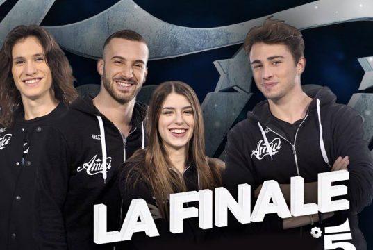 Finale di Amici 2017