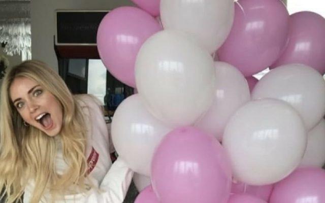 Chiara Ferragni compleanno