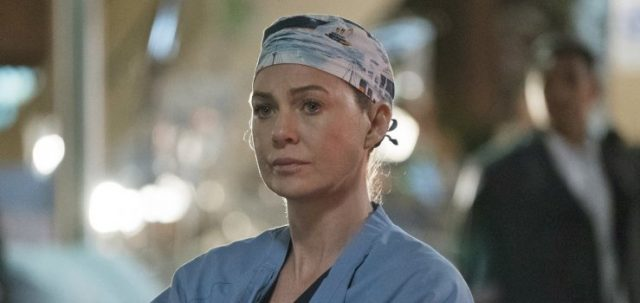 Nuovo spin off di grey's anatomy