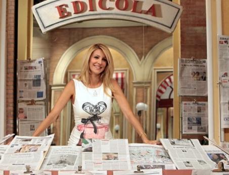 Adriana Volpe, nuovo programma senza Magalli