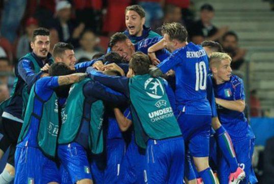 Ascolti Tv: Italia-Danimarca U21 batte Il Segreto