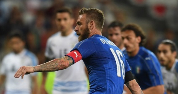 Ascolti tv: vince il calcio con Italia-Uruguay