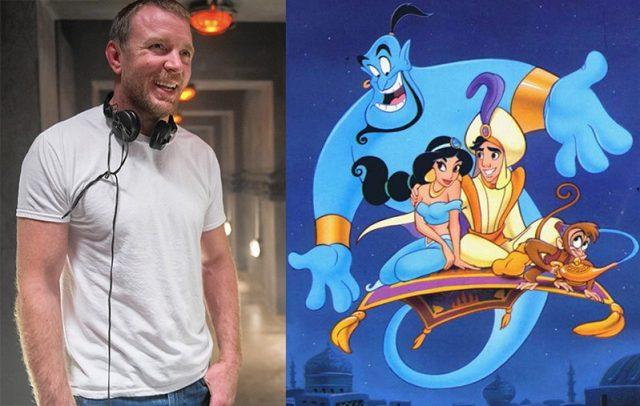 Aladdin remake disney