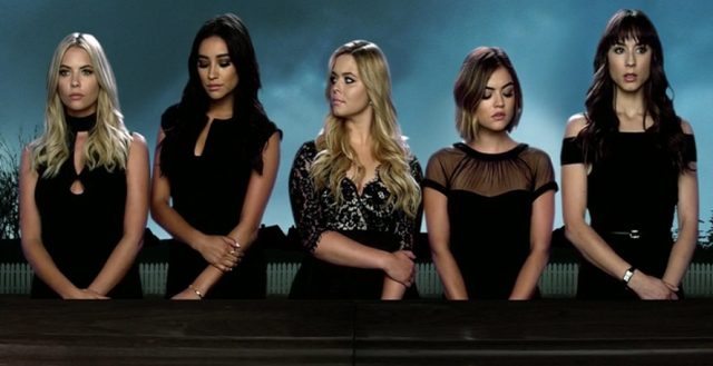 Pretty Little Liars 7 x 20