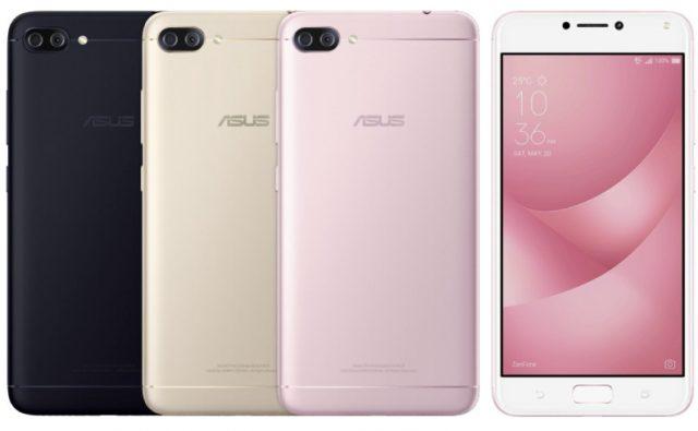 Asus ZenFone 4 Max,