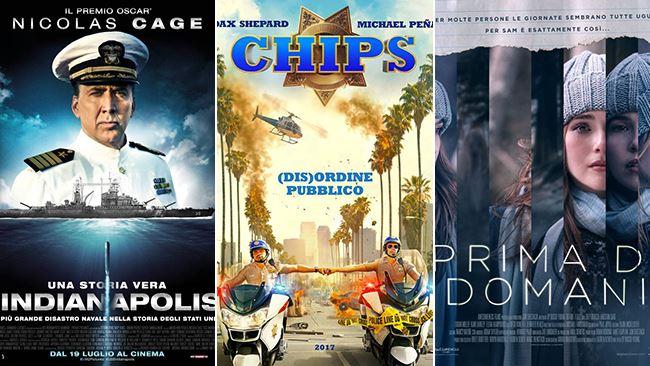 weekend al cinema 22 23 luglio