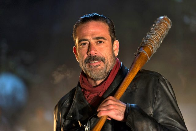 Jeffrey Dean Morgan the walking dead