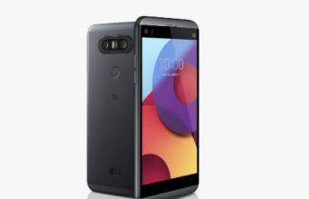 LG Q8 ufficiale: doppio display e due fotocamere