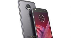 Motorola presenta Moto Z2 Play, nuovo top di gamma