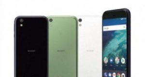 Sharp X1 nuovo smartphone Android One