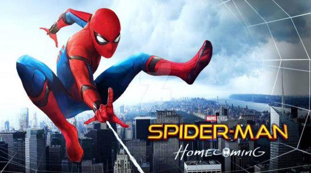 Spider-man homecoming weekend al cinema