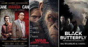 Weekend al cinema luglio