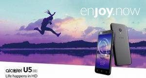 Alcatel U5 HD specifiche tecniche ufficiali