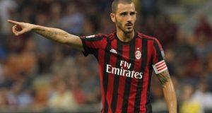 """Calcio, parla Bonucci: """"Coraggioso no infame"""""""