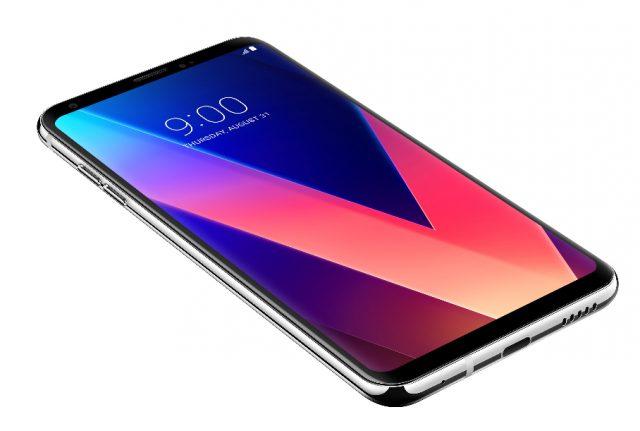 LG V30 specifiche tecniche ufficiali