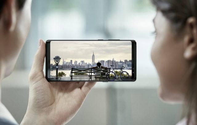 Samsung Galaxy Note 8 specifiche tecniche ufficiali