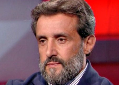 Antonio Ricci ritorna sui fuorionda di Insinna