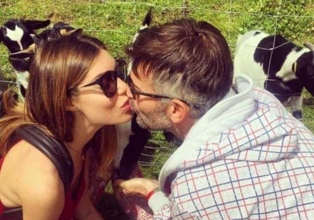 Max Biaggi racconta l'amore con Bianca Atzei