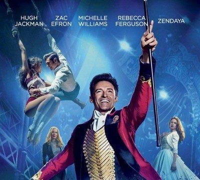 weekend al cinema greatest-showmna
