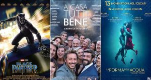 weekend al cinema