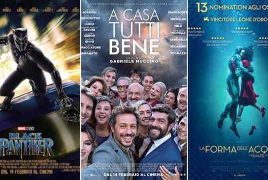 weekend al cinema