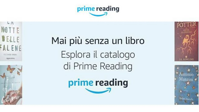 amazon prime kindle