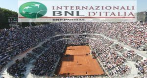 serena william tennis roma