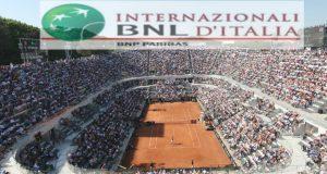serena william tennis roma