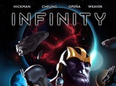 infinity thanos marvel