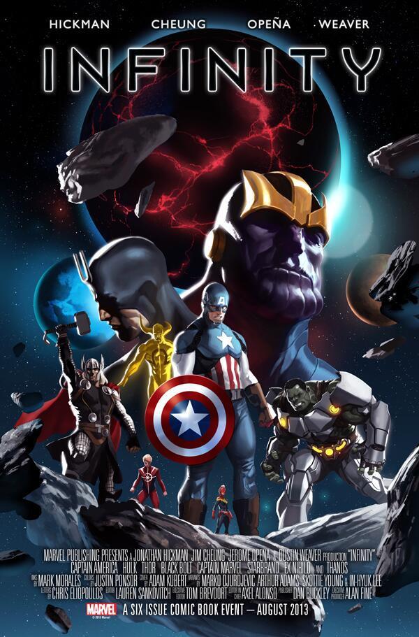 infinity thanos marvel