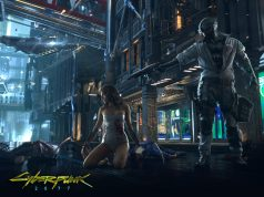 Cyberpunk ps4 xboxone