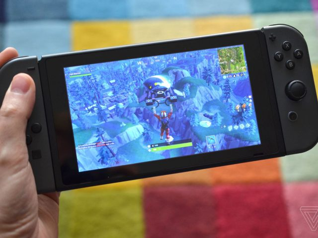 fortnite crossplay switch