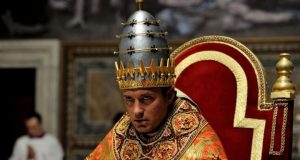 the new pope malkovich jude law