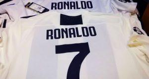 CR7 maglietta t shirt