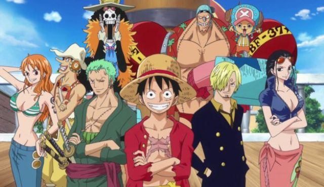 one piece marij