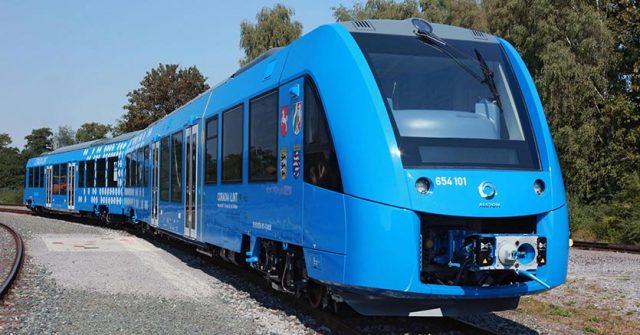 germania treno idrogeno