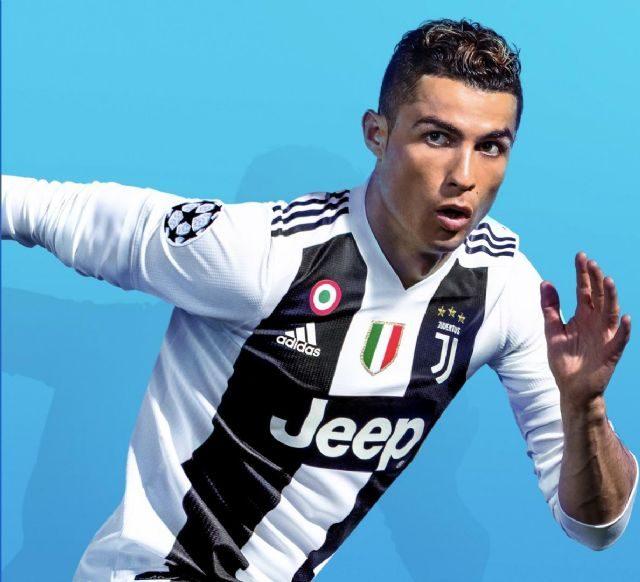 CR7 FIFA 19