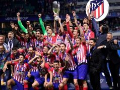 Diego Simeone Atletico Madrid