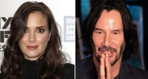 wynona Ryder Keanu Reeves sposati